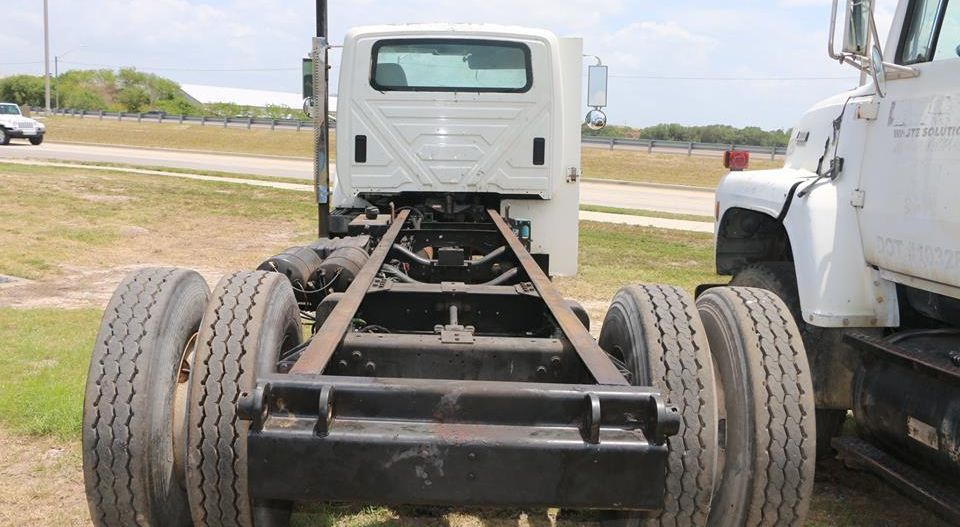 Used Truck Chassis