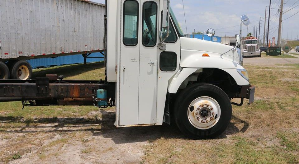 Used Truck Cab